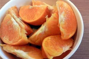 烤橘子 化痰 治咳嗽