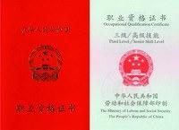 勞動部國家職業資格三級(高級)