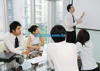 企業培訓師證照