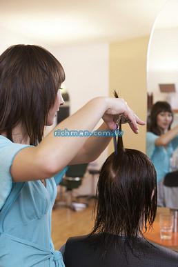 美髮師證照